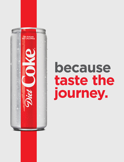 Diet Coke Activations